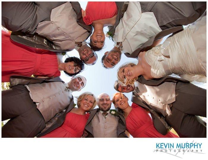 Wedding photography in Kilcolman Church and The Malton