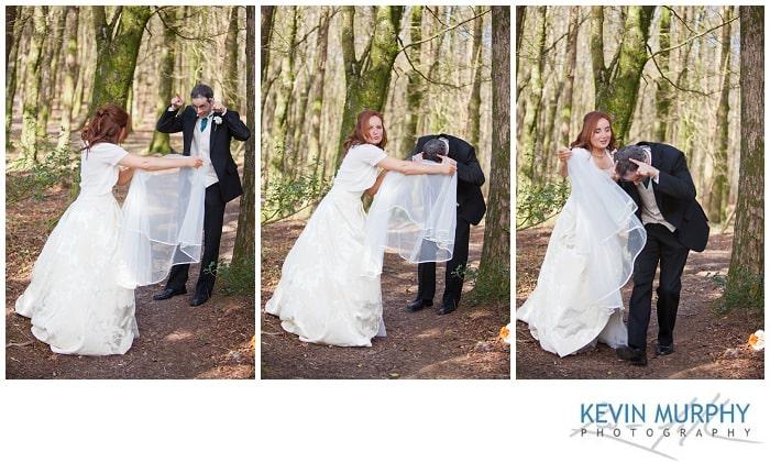 Fun Wedding Photography Limerick