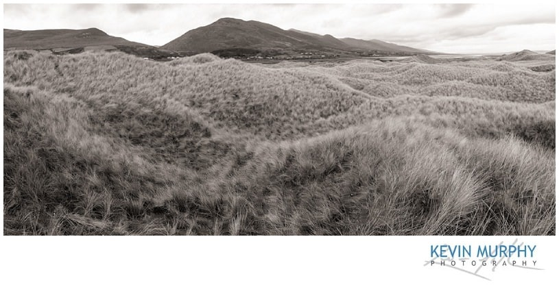 Sand Dunes at Inch Strand