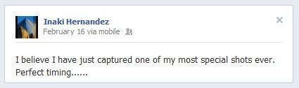 Inaki Hernandez Facebook