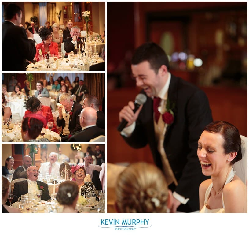 Ennistymon Falls Hotel Wedding Speeches