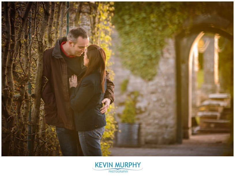 engagement photography session dromoland  (3)