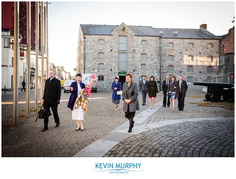 limerick wedding photography king johns castle