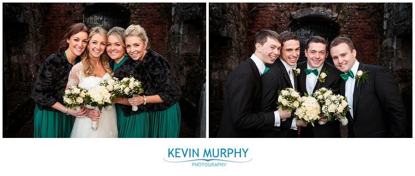 dromoland castle wedding photography