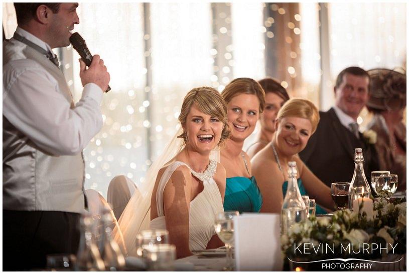 armada hotel spanish point wedding photo