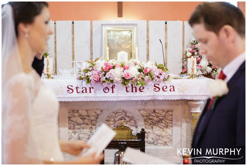 star of the sea quilty wedding photography