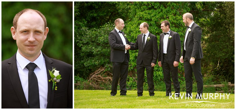 curraheen wedding photograph