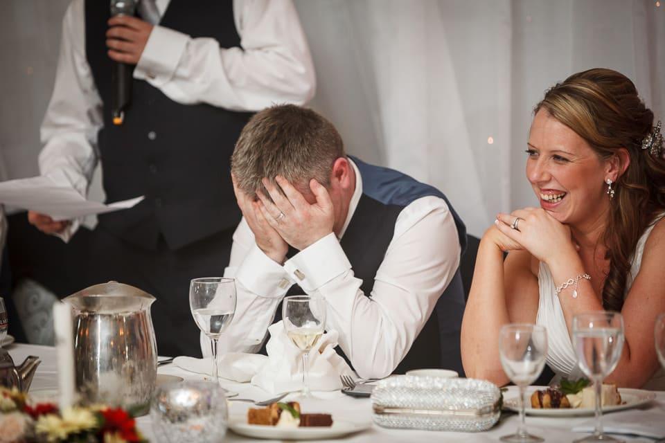 speeches wedding photographer