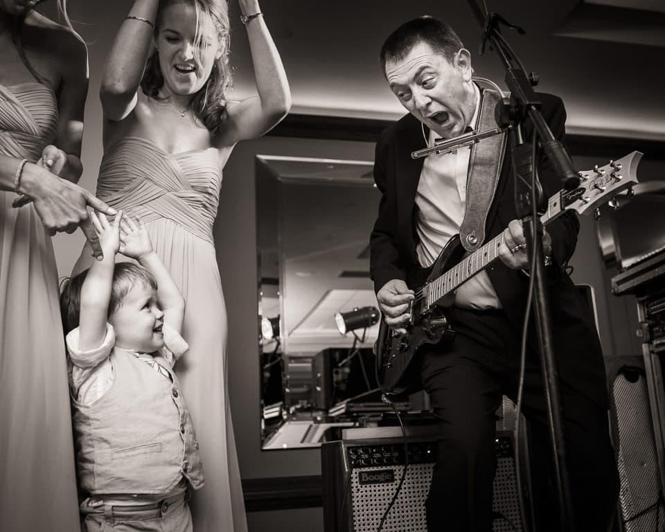 wedding band photogrpaher