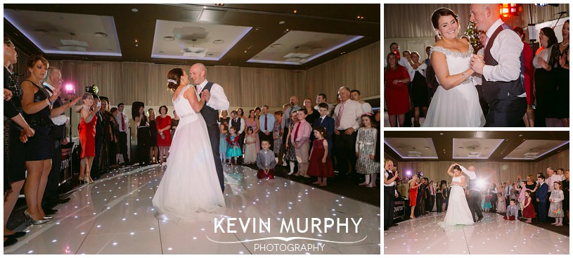 wedding photographer strand hotel limerick