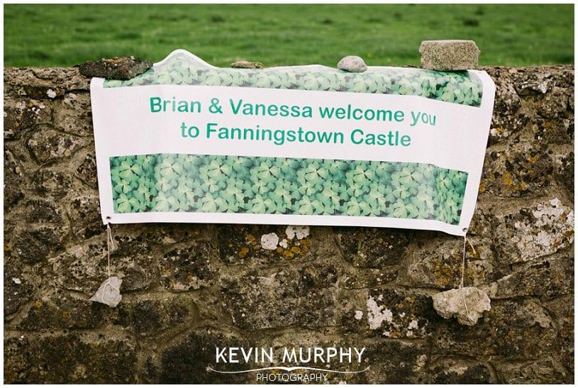 fanningstown castle wedding photographer photo (1)
