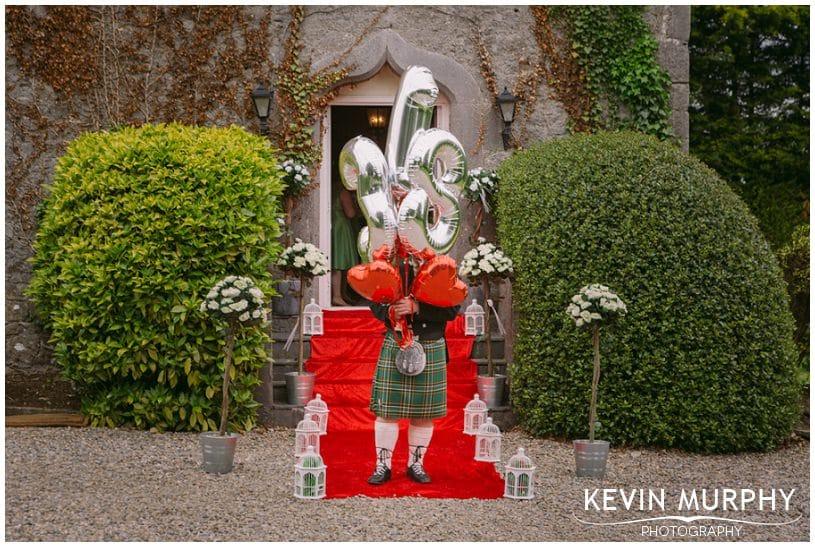 fanningstown castle wedding photographer photo (28)