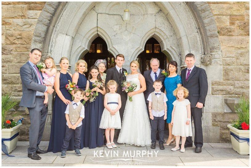 bunratty castle hotel wedding photographer photo (40)