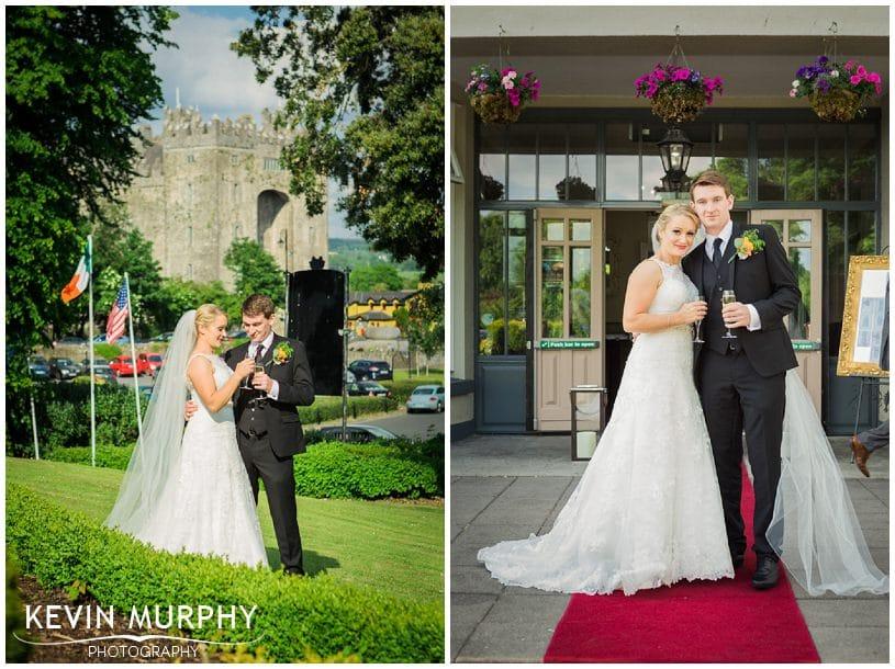 bunratty castle hotel wedding photographer photo (49)
