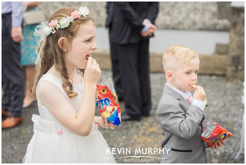 irish wedding tayto