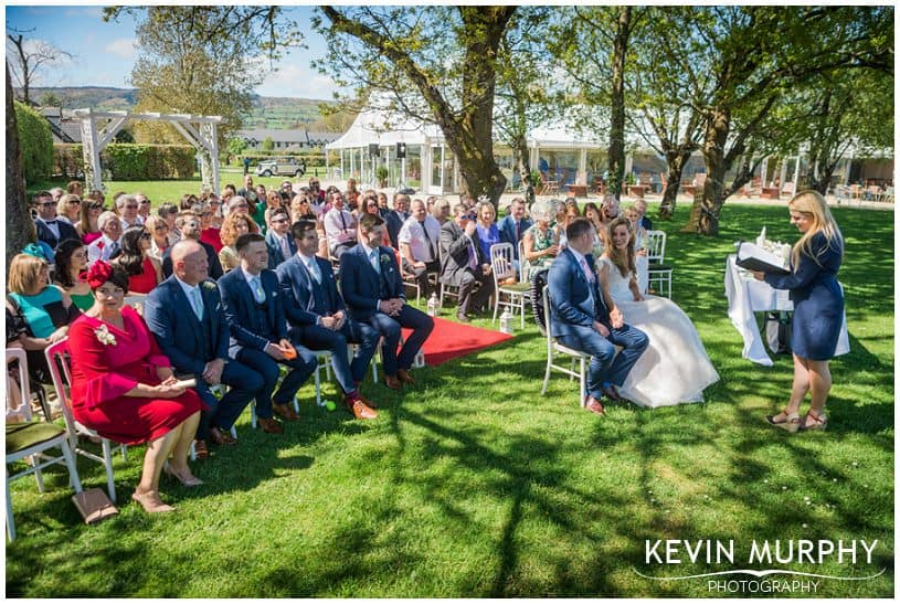 annacarriga outdoor wedding photo