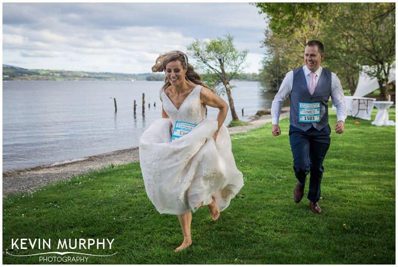great limerick run wedding photo