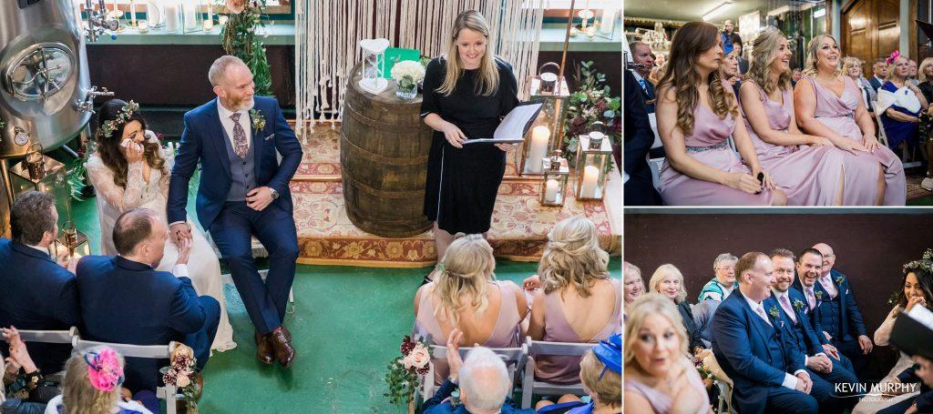 limerick brewery wedding