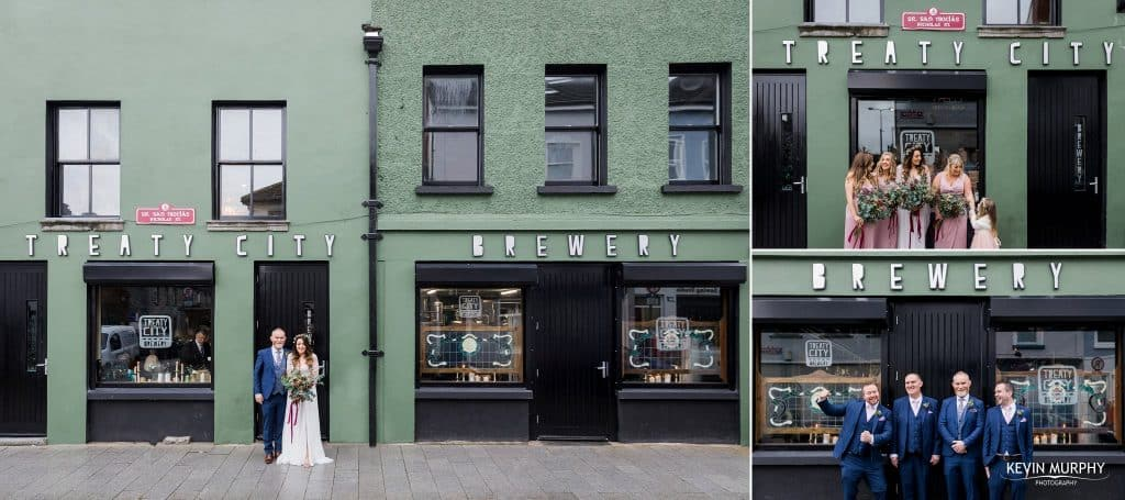 treaty city brewery alternative wedding venue