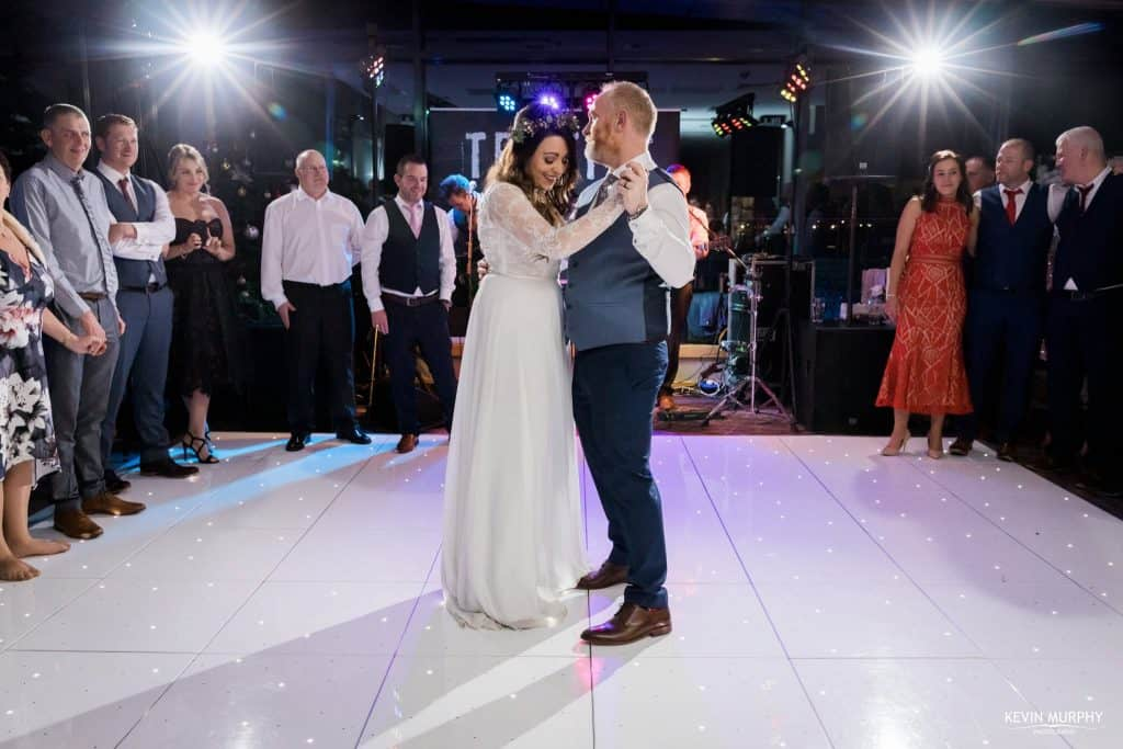 first dance in strand hotel