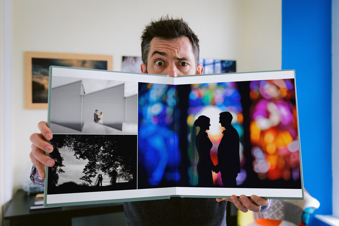 best creative wedding photographer ireland